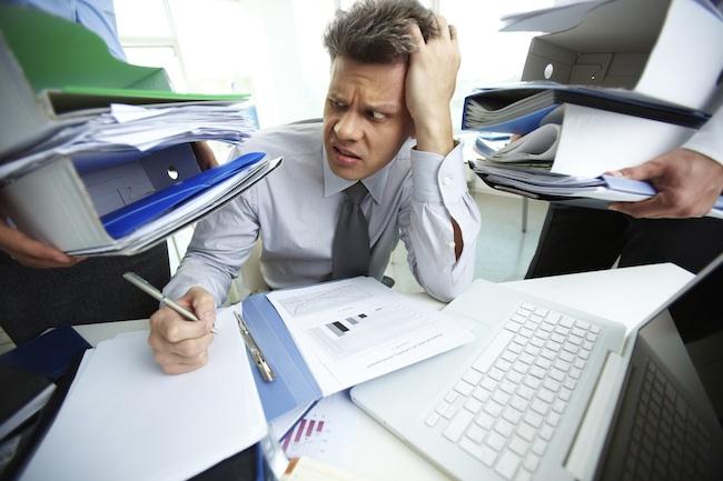 Falta de controle nas empresas com processos por e-mail
