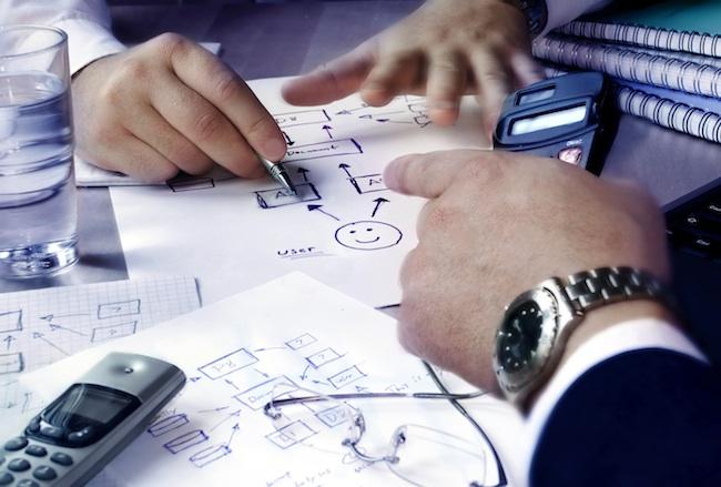 Análise e melhoria de processos de negócio