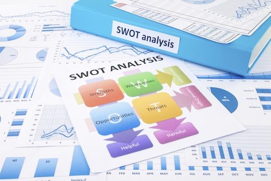 Exemplo análise swot